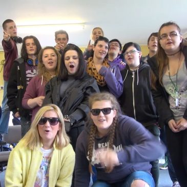 Gearing up for Scottish Young Carers Festival 2015