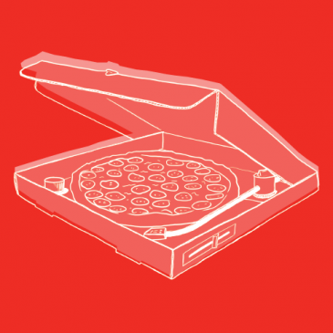 Sound Feast! – Free Pizza and Podcast Creation